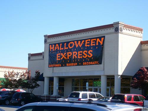 halloween express coupons
